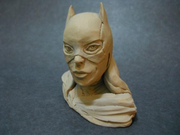 Batgirl 001