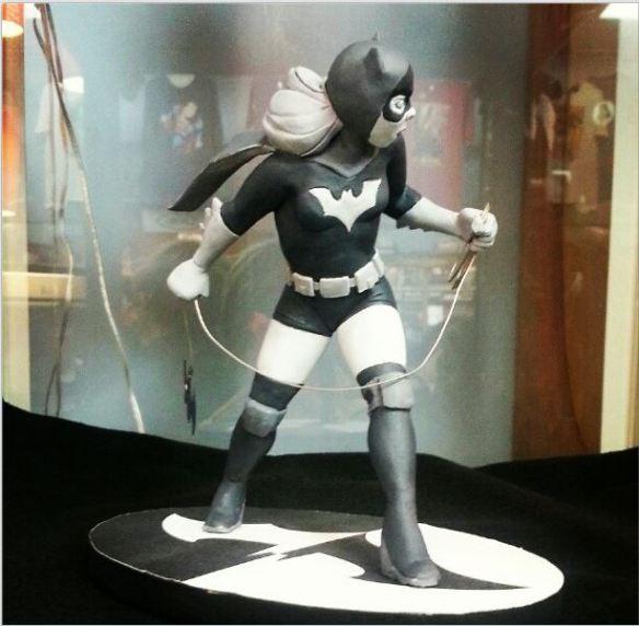 Batgirl B&W 02
