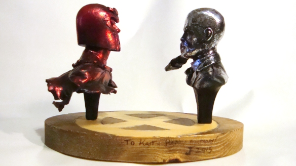 X and Magneto 01