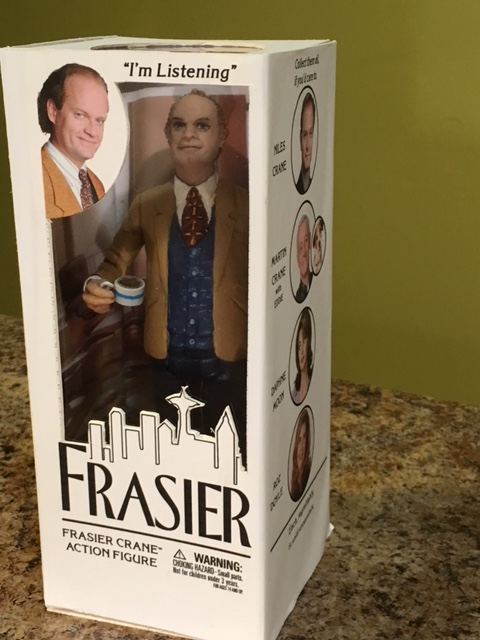Frasier Action Figure (2)